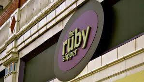 The Ruby Slipper clothing boutique was one of the first new businesses to go into the 300 block of Main Street.