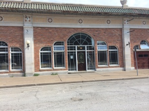Artisan Grain Distillery will be opening in this building in downtown Davenport soon